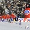 Lauberhorn Soldaten helfen dem Weltcup Adelboden