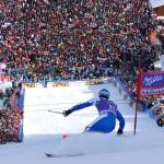 Das Chuenisbärgli ist bereit für ein Adelbodener Skifest