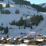 FIS Ski Weltcup Adelboden: «Geisterrennen auf dem Chuenisbärgli » mit starker Schweizer Leistung unter sicheren Rahmenbedingungen