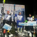 Luca Aerni gewinnt sein erstes Europacuprennen – Zweites Europacup-Podium für Riccardo Tonetti