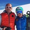 Nicole Agnelli hängt die Skier an den Nagel