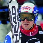 Swiss Ski-Ehrenmitgliedschaft für Albrecht und Schild