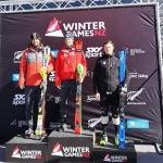 Alex Tilley und Fabio Gstrein entscheiden 2. ANC-Slalom in Coronet Peak für sich