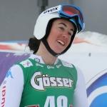Michela Azzola gewinnt Europacup Slalom der Damen in Zakopane