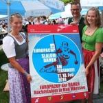 EC-Slalom in Bad Wiessee steht unter der Schirmherrschaft von Christa Kinshofer