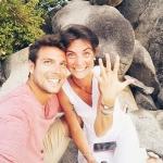 Andrea Ballerin heiratete seine Giulia – coronabedingt – im zweiten Anlauf