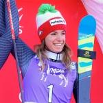Die italienische Riesenslalommeisterin 2019 heißt Marta Bassino