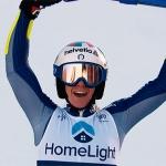 Marta Bassino möchte weiter auf der Welle des Erfolgs reiten