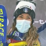 Marta Bassino triumphiert beim Riesentorlauf von Courchevel am Samstag