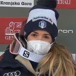 Marta Bassino führt im Riesentorlauf von Kranjska Gora nach dem ersten Lauf – Final-Durchgang ab 14.00 Uhr live