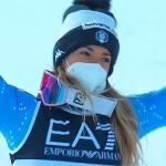 Für Marta Bassino war die Saison 2020/21 reich an Emotionen