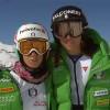 Marta Bassino und Sofia Goggia haben viel Spaß in Chile