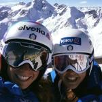 Karoline Pichler ist das Ski-Stehaufweibchen aus Südtirol