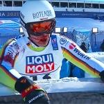 Ski-WM 2021: Für Super-G-Vizeweltmeister Romed Baumann ist die WM zu Ende