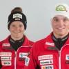 Ski-Geschwister Carole und Semyel Bissig wollen sich durchbeißen