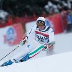 Massimiliano Blardone gewinnt den Riesenslalom von Alta Badia