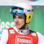 Italiens Riesentorlauf-Elite trainiert auf dem Schnee von Ushuaia