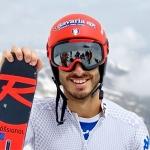 Giovanni Borsotti wechselt auf Rossignol-Skier