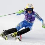 Europacup Slalom der Damen: Therese Borssen sorgt für zweiten Schweden Sieg am Hochjoch