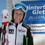 """Eva Maria Brem: """"Ich bin froh wenn es endlich mit den Rennen los geht."""""""