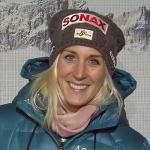Eva-Maria Brem ist eine rot-weiß-rote Medaillenbank