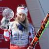 """Eva-Maria Brem im Skiweltcup.TV-Interview: """"Die Laudatio von Kira Grünberg hat mich sehr berührt!"""""""