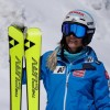 Eva-Maria Brem greift in Killington an