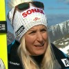 Eva-Maria Brem könnte in Killington ihr Comeback feiern