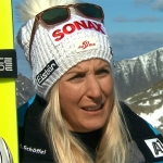 Eva-Maria Brem ist beim Riesenslalom in Kranjska Gora nicht am Start