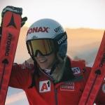 Eva-Maria Brem und Ricarda Haaser trainierten mit Mikaela Shiffrin