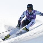 Stefan Brennsteiner überzeugt beim EC-Riesentorlauf in Folgaria-Lavarone