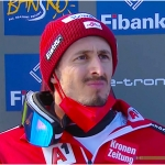 Stefan Brennsteiner auf Platz fünf beim zweiten Bansko Riesentorlauf