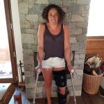 Federica Brignone zieht sich Knieverletzung zu