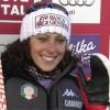 Federica Brignone führt nach dem 1. Durchgang beim Riesenslalom der Damen in Sölden