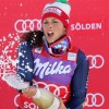 Federica Brignone bleibt optimistisch