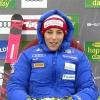 Federica Brignone greift beim Riesenslalom-Auftakt in Sölden nach dem Sieg