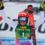 Federica Brignone wurde in Mailand untersucht; Sofia Goggia beim Riesentorlauf in Maribor dabei