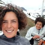 Federica Brignones Mutter hatte sich mit dem Coronavirus angesteckt