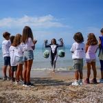 Federica Brignone setzt sich für eine saubere Umwelt ein
