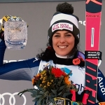 Federica Brignone startet in Lake Louise nur im Super-G