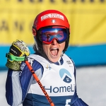 Federica Brignone möchte den Durchmarsch von Mikaela Shiffrin verhindern