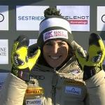 Halbzeitführung für Federica Brignone beim Heim-Riesentorlauf in Sestriere