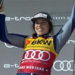 Federica Brignone ist Ski Weltcup Gesamtsiegerin der Saison 2019/20