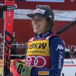 Gesamtweltcupsiegerin Federica Brignone ist heiß auf die WM-Saison 2020/21