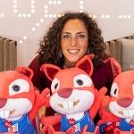 Federica Brignone will mit Corty an ihrer Seite weitere Erfolge feiern.