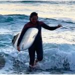 Federica Brignone, von der perfekten Welle zur perfekten Kurve