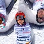 Letzte Fitnesstests für Sofia Goggia, Federica Brignone und Marta Bassino