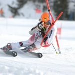 Stephanie Brunner gewinnt FIS Riesenslalom Rennen in St. Lambrecht am Dienstag