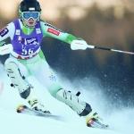 Ana Bucik gewinnt EC-Slalom von Zinal vor Maren Wiesler und Tina Geiger