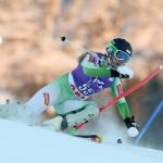 Ana Bucik gewinnt auch zweiten EC-Slalom in Zinal, vor Kathi Gallhuber und Kathi Liensberger